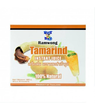 Ramwong Brand Instant Tamarind Juice 180gr