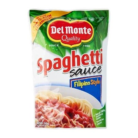 Del Monte Spaghettisaus Filipijnse stijl 1kg