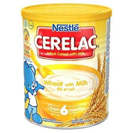 Nestle Cerelac tarwe met melk 400g