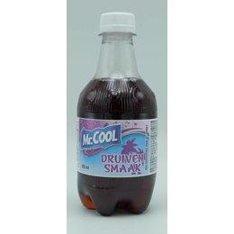 Mr.Cool Druiven smaak frisdrank 355ml
