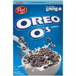 Oreo o's breakfast cereal 311g