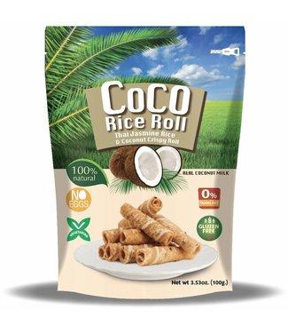 Coco Coconut rice rolls 100g