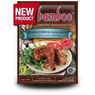 Bamboe Ayam Goreng Kalasan 55g instant mix