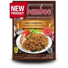Bamboe Mie goreng instant mix 45g