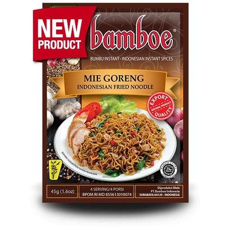 Bamboe Mie goreng instantmix 45g