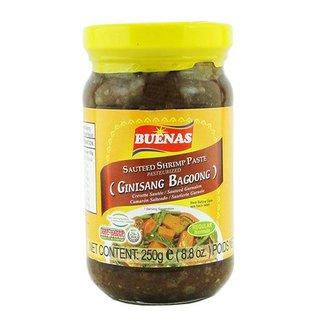 Buenas Sauteed Shrimp Paste Ginisang Bagoong 250 g
