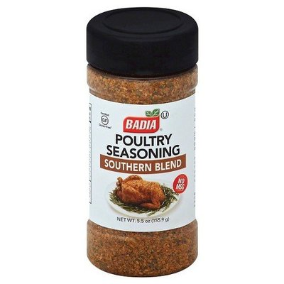 Badia Poultry Seasoning southern blend 155,9 g