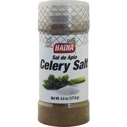 Badia Badia Celery zout 127.6g
