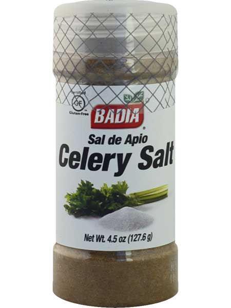 Badia Celery Salt 127 6g Tokogembira Tokogembira Nl