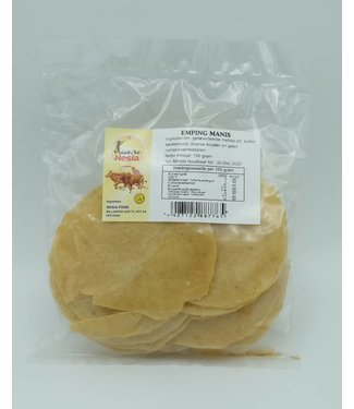 Nesia Emping Manis kroepoek 150 gram