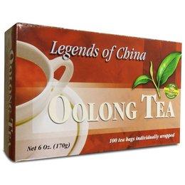 Oom Lee's Tea Oolong Tea 100 theezakjes