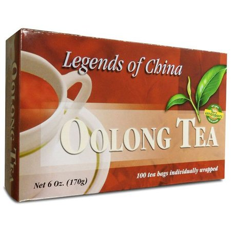 Oom Lee's Tea Oolong Tea 100 theezakjes