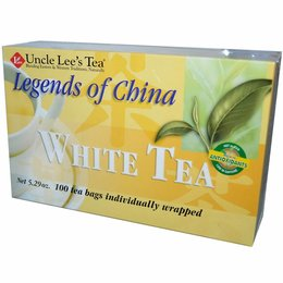 Uncle Lee's Tea - White Tea 100 tea bags