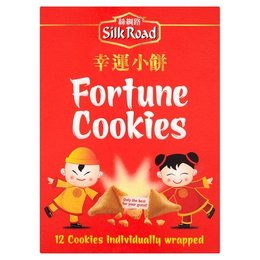 Silk road fortune cookies 70 g