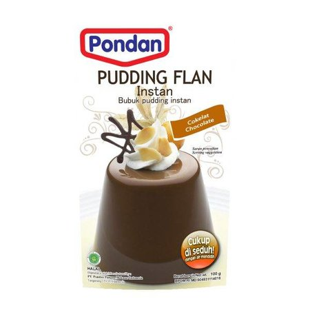 Pondan - Instant Pudding (Chocolate) 100g