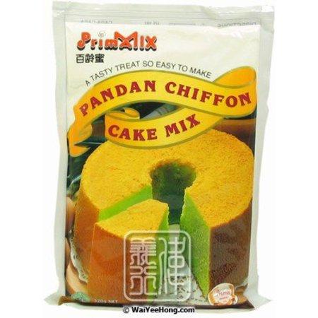 Prima Mix Pandan Chiffon Cake Mix 320g
