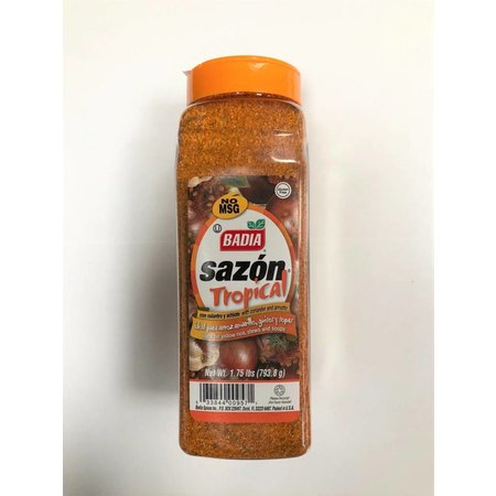 Badia Badia Sazon tropical (191,4g) - Copy