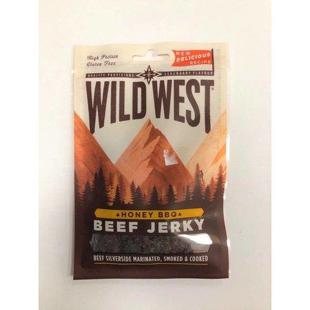 Wild West Wild West Beef Jerkey Honey BBQ 25 g
