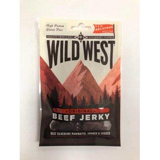 Wild West Wild West Beef Jerkey Original 25 g