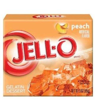 Jell-O Jell-o Peach Gelatin 85g 3 OZ