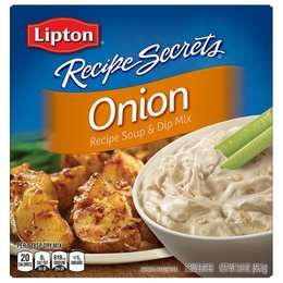 lipton Lipton Onion soup & dip mix