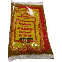 Nandan Hindoestaanse masala (kerrie) 300 g