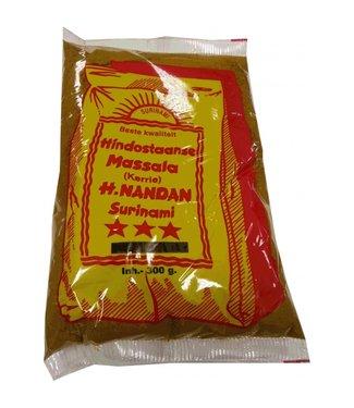Nandan Hindoestaanse Kerrie Massala 300 g