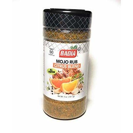 Badia Mojo Rub citrus blend 141,7g