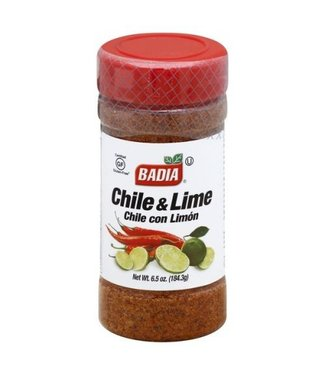 Badia Badia Chile & lime seasoning 184,3g