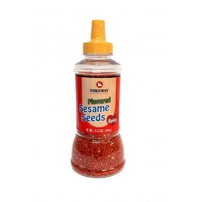 Sesame Seeds Spicy 100gr Foreway