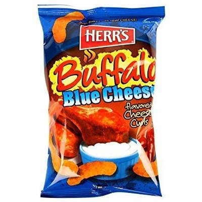 Herrs Buffalo Blue Cheese Curls 198.5gr