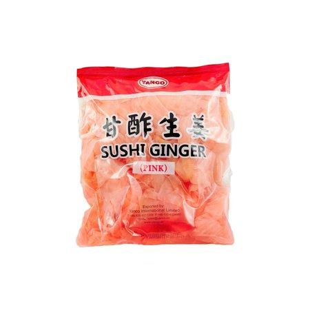Sushi Ginger Pink 1kg Yanco