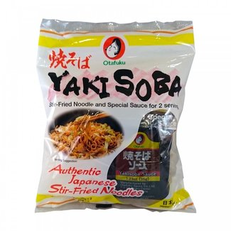 Otafuku Yakisoba Noodles and Sauce for 2 people