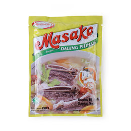 Masako Sapi - Beef Broth powder 250gr