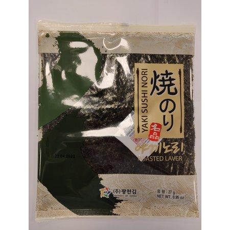 Yaki Sushi Nori Roasted Laver