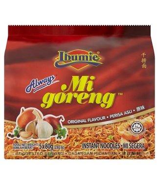 Mi Goreng Original Flavor 5-pack Ibumie