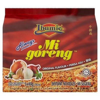Mi Goreng Original Flavour 5-pack Ibumie