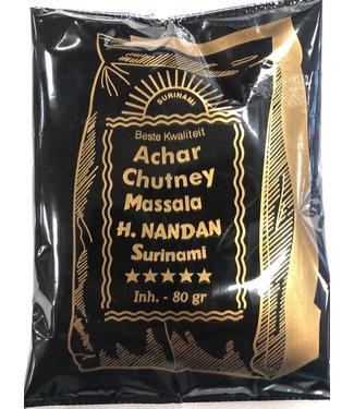 Achar Chutney Massala - Nandan Surinami 80gr