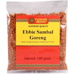 Ebbie Sambal Goreng Flower brand 100gr