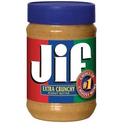 Jif Peanut Butter Extra Crunchy 454gr