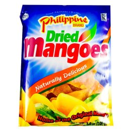 Dried Mangoes Philippine Brand 100gr