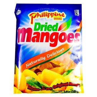 Dried Mangoes Philippine Brand 100gr