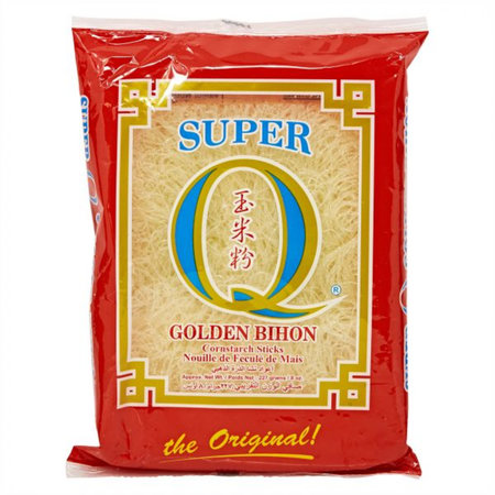 Super Q Golden Bihon Cornstarch Sticks 454gr