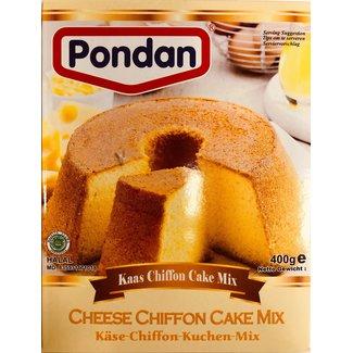 Pondan Pondan - Cheese Chiffon Cake Mix 400g