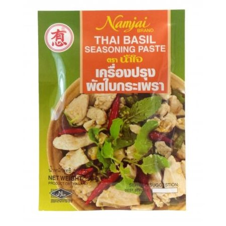 Namjai Thai Basil Seasoning Paste 50gr