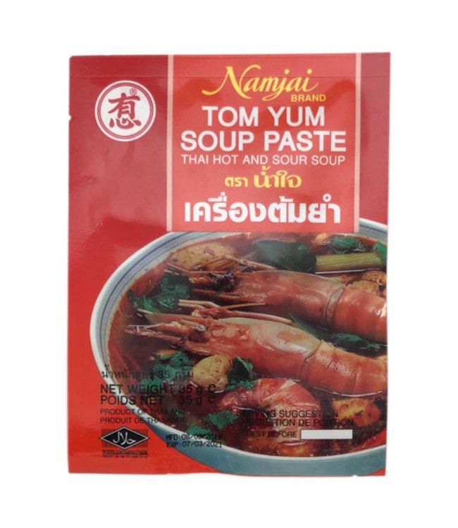 Namjai Tom Yum Soup Paste 35gr