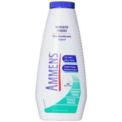 Ammens Ammens Shower fresh with Aloe 311g