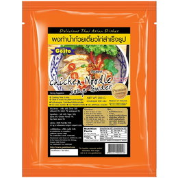 Gosto Chicken Noodle Soup Powder 300gr
