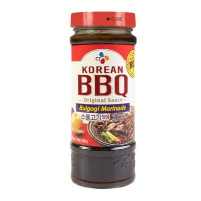 CJ Korean bbq Bulgogi Marinade Sauce 500gr