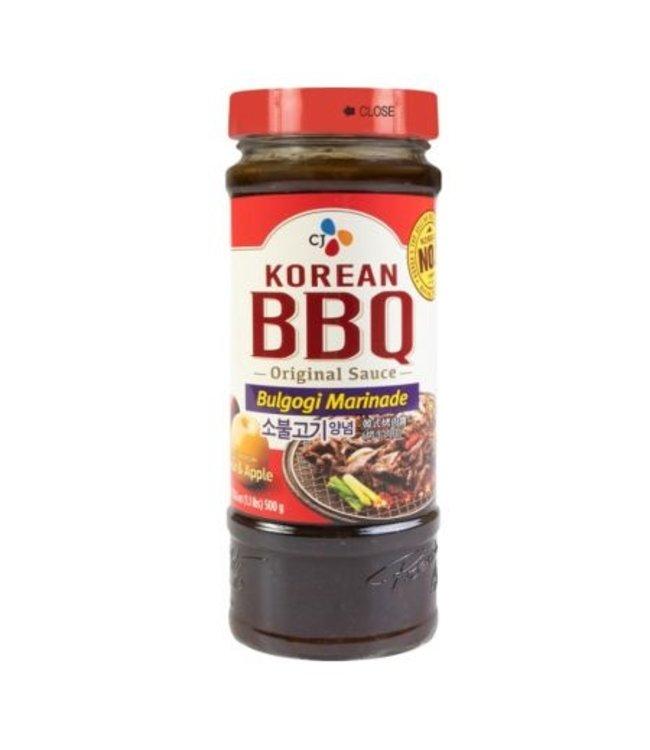 CJ Korean bbq Bulgogi Marinade Sauce 500gr